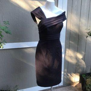 Anthropology BLACK HALO dress 4! Gorgeous!